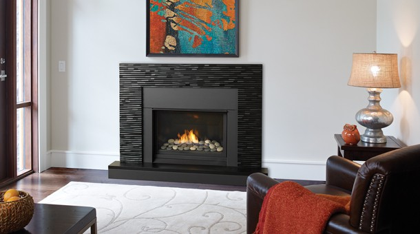 Regency Horizon HZ33CE Small Gas Fireplace is available at Impressive Climate Control. Ottawa