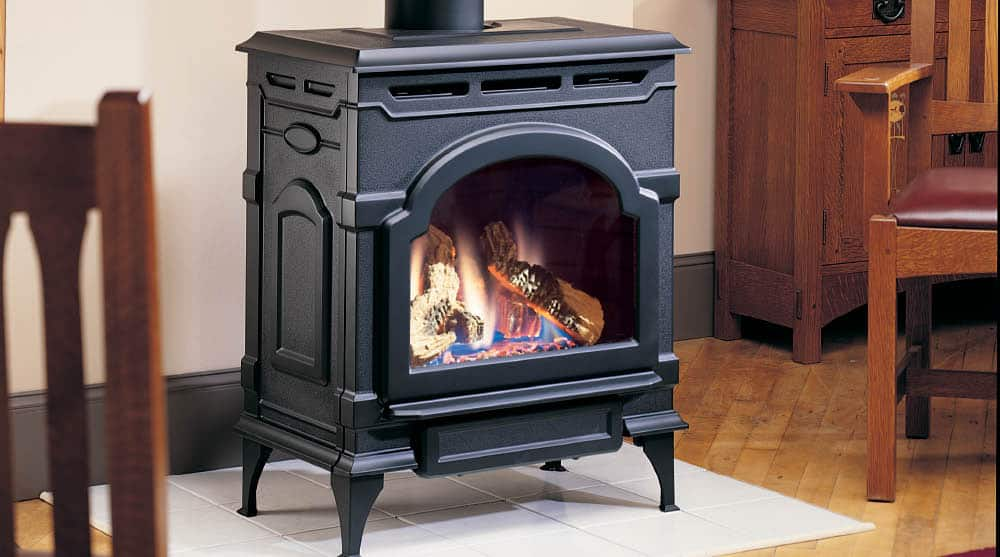 oxford direct vent gas stove by majestic products