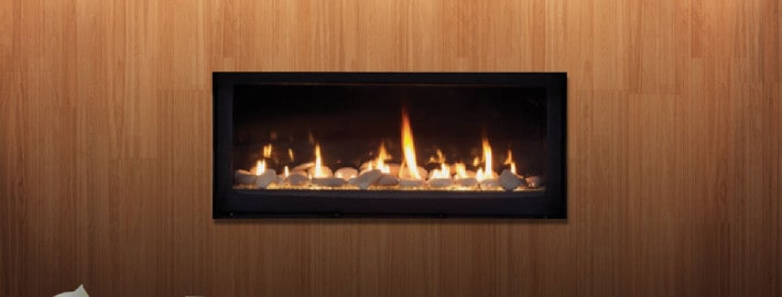 Echelon Direct Vent Gas Fireplace by Majestic Products