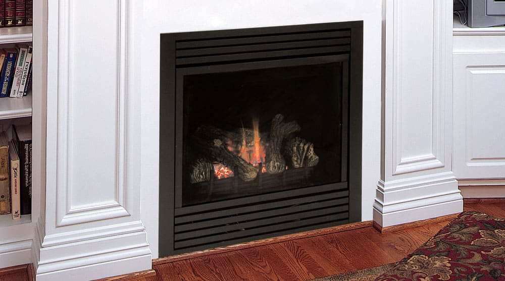 cdv series direct vent gas fireplace by majestic products