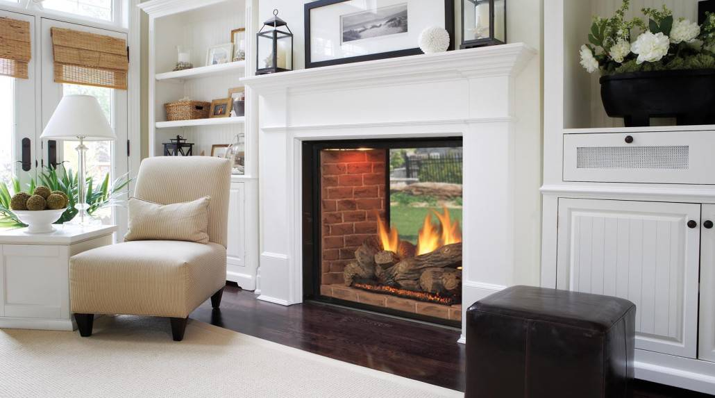 See Through Fireplace Ottawa | Modern Fireplaces | Impressive ...