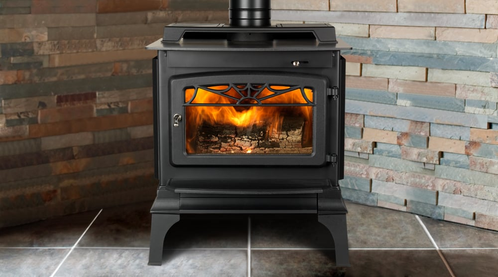 Windsor Non Catalytic Wood Burning Stove By Majestic Products