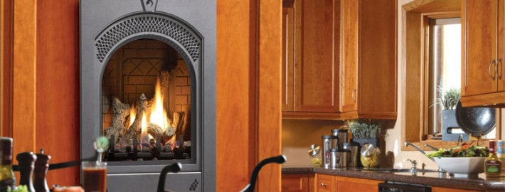 Serenity series by marquis fireplaces for Gas fireplace maintenance do it yourself
