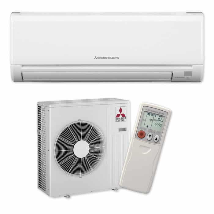 Mitsubishi Electric Hyper Heat Pump Impressive Climate