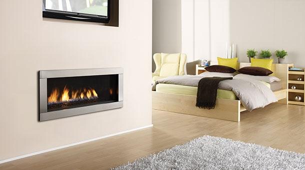 Regency Hz40e Medium Gas Fireplace Brochure Manual Reviews Part