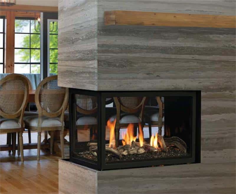 Marquis ATRIUM Fireplace | Impressive Climate Control
