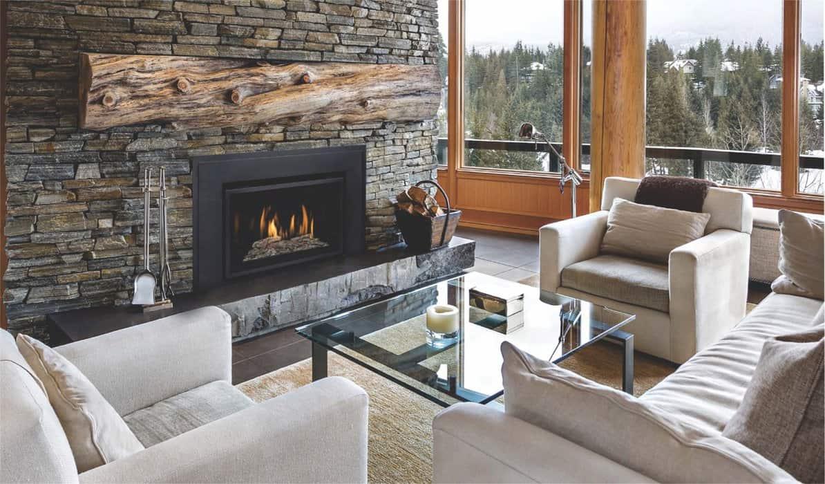 montigo i series fireplace insert impressive climate control