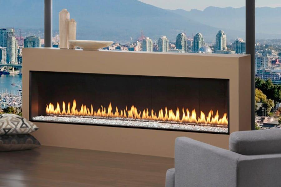Montigo Rp620 Series Linear Fireplace Impressive Climate