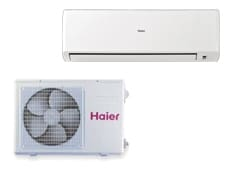 Haier wall mounted air conditioner impressive climate for Climatiseur mural 12000 btu